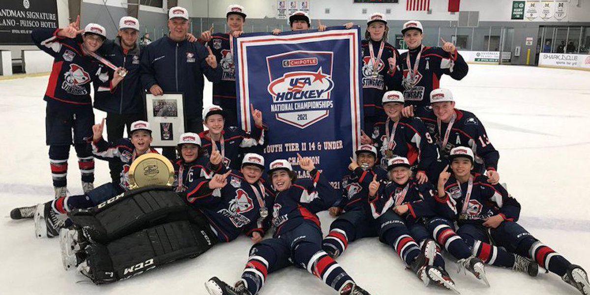 Charleston Junior Stingrays win National Championship