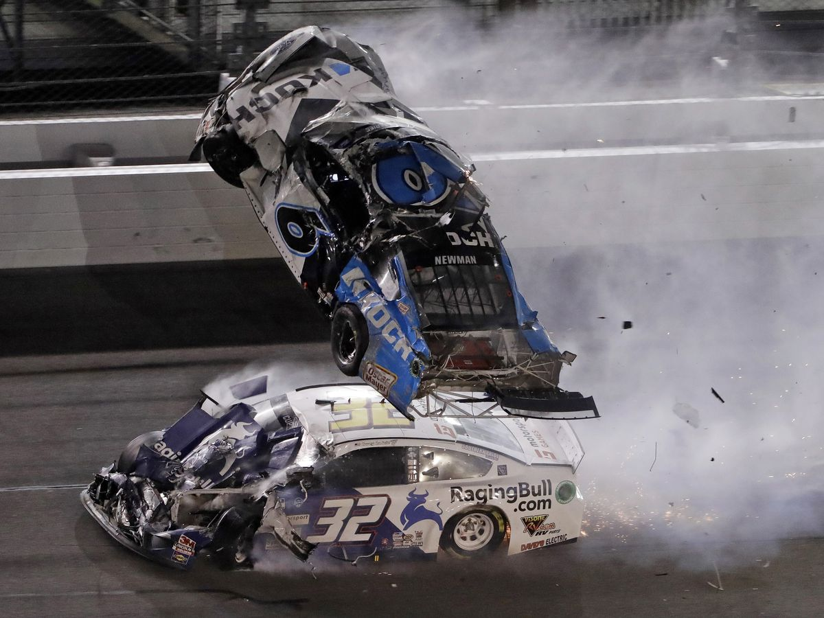 Ryan Newman awake, speaking after horrific Daytona 500 crash