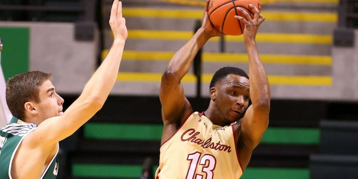 CofC's Chealey Earns Co-CAA Player of the Week Honors