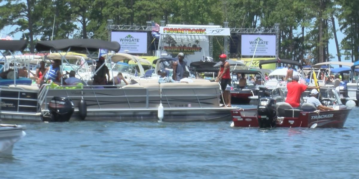 Reggaetronic Music Festival kicks off on Lake Murray for a good cause