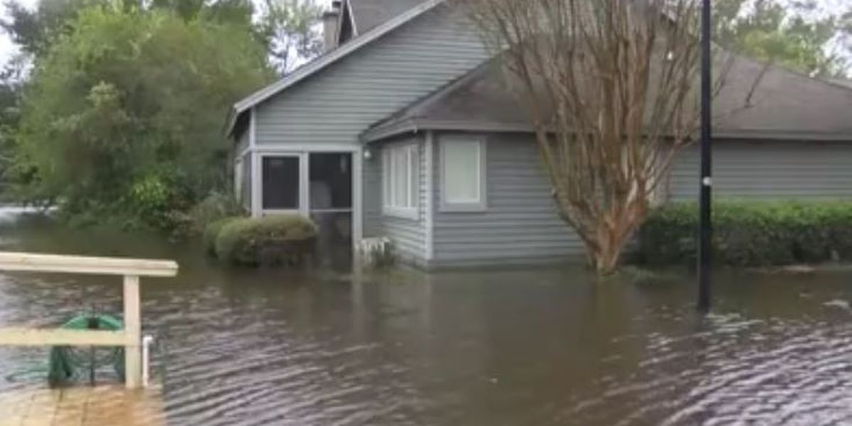 City, county pursue drainage projects amid flooding issues in West Ashley
