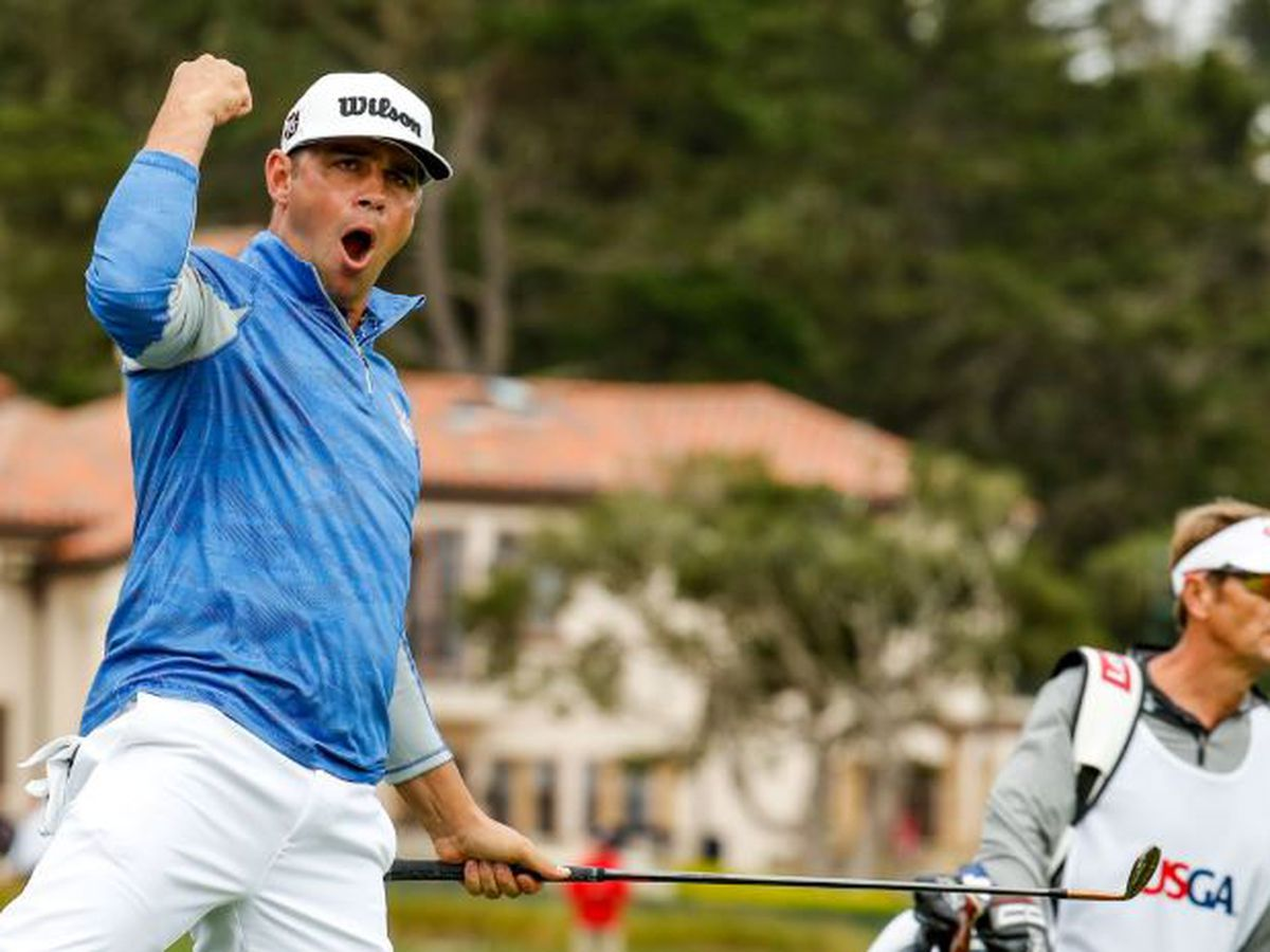 Gary Woodland heads into Round 4 with 1-shot lead over Justin Rose
