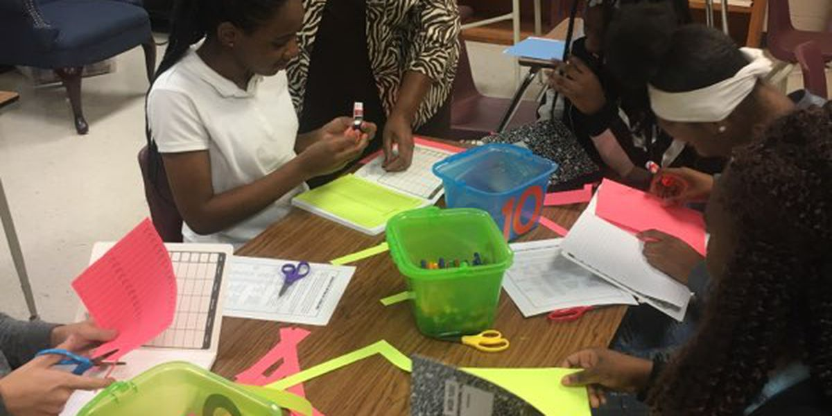 Classroom Champions: Kingstree teacher wants interactive math notebooks for students