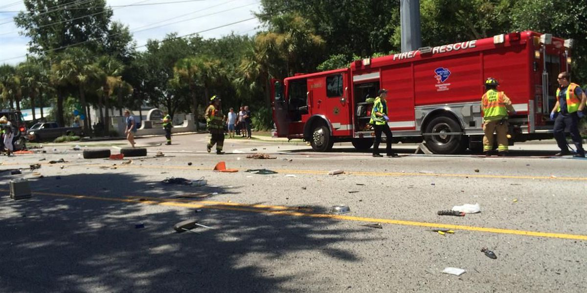 Man identified in fatal Folly Rd. accident