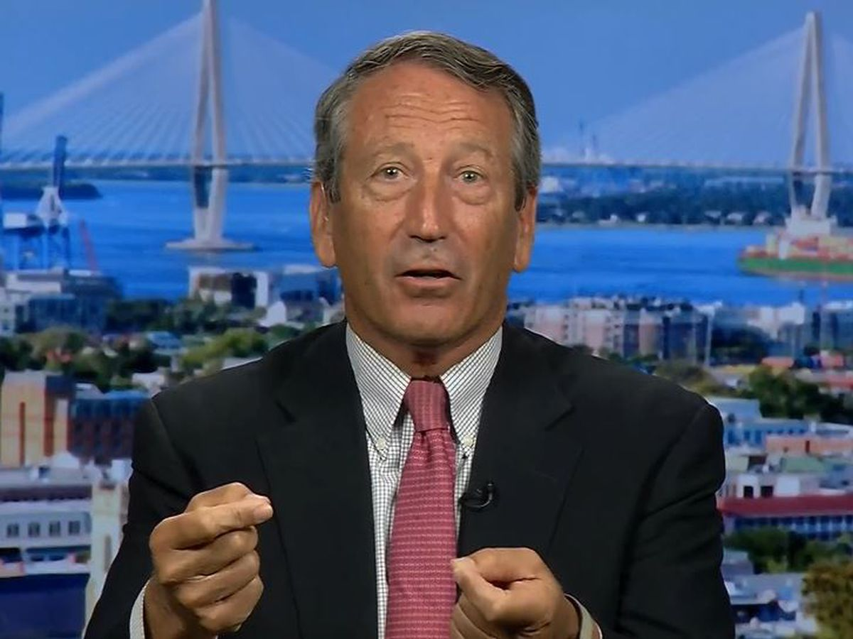 Sanford 'disappointed' over state GOP decision to cancel 2020 primary