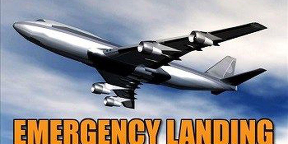 Plane makes emergency landing at Joint Base Charleston