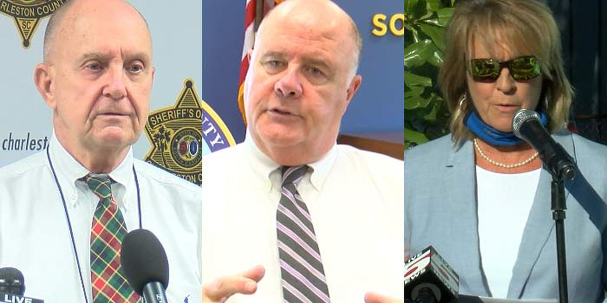 Charleston sheriff responds to email exchange between asst. sheriff, sheriff-elect