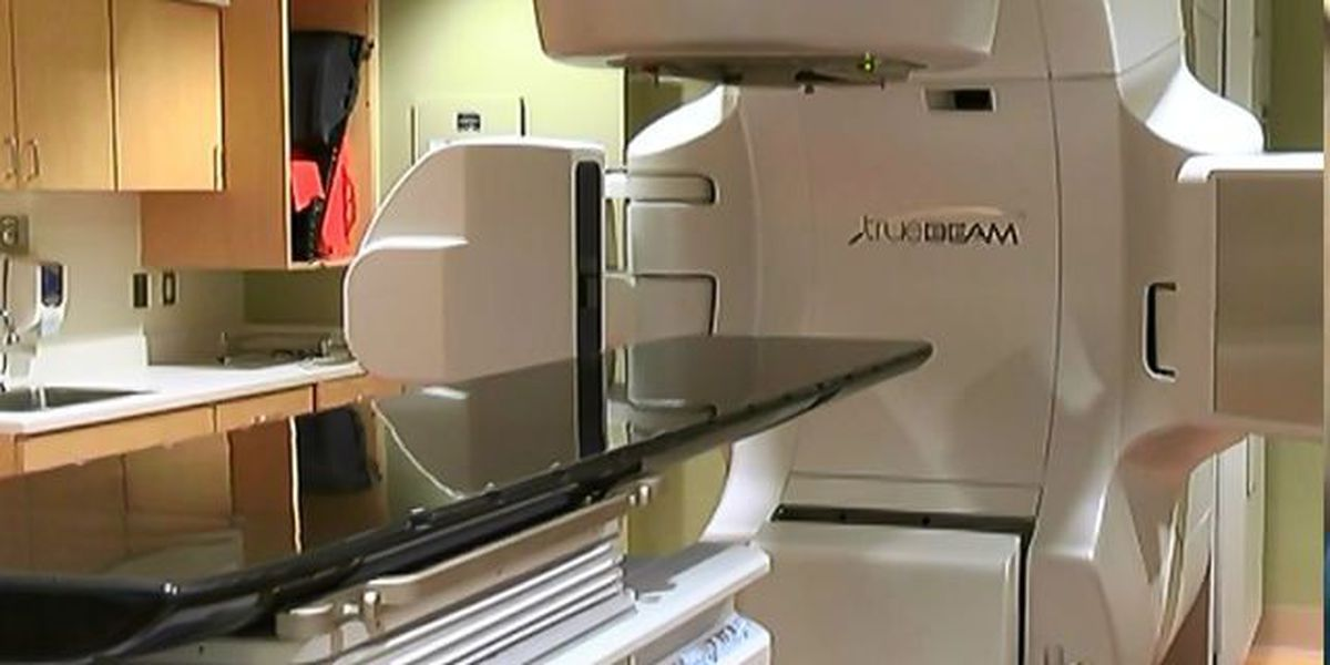 MUSC unveils new high-tech option for cancer treatment