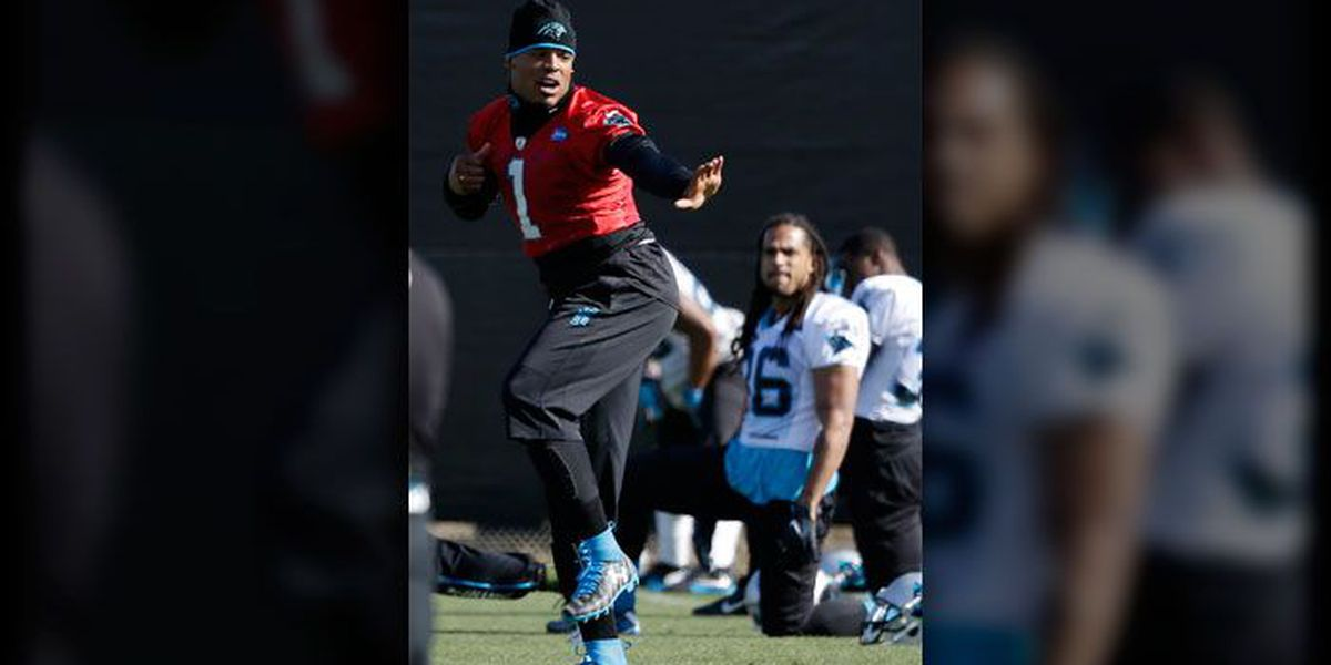 Newton wins NFL Most Valuable Player award
