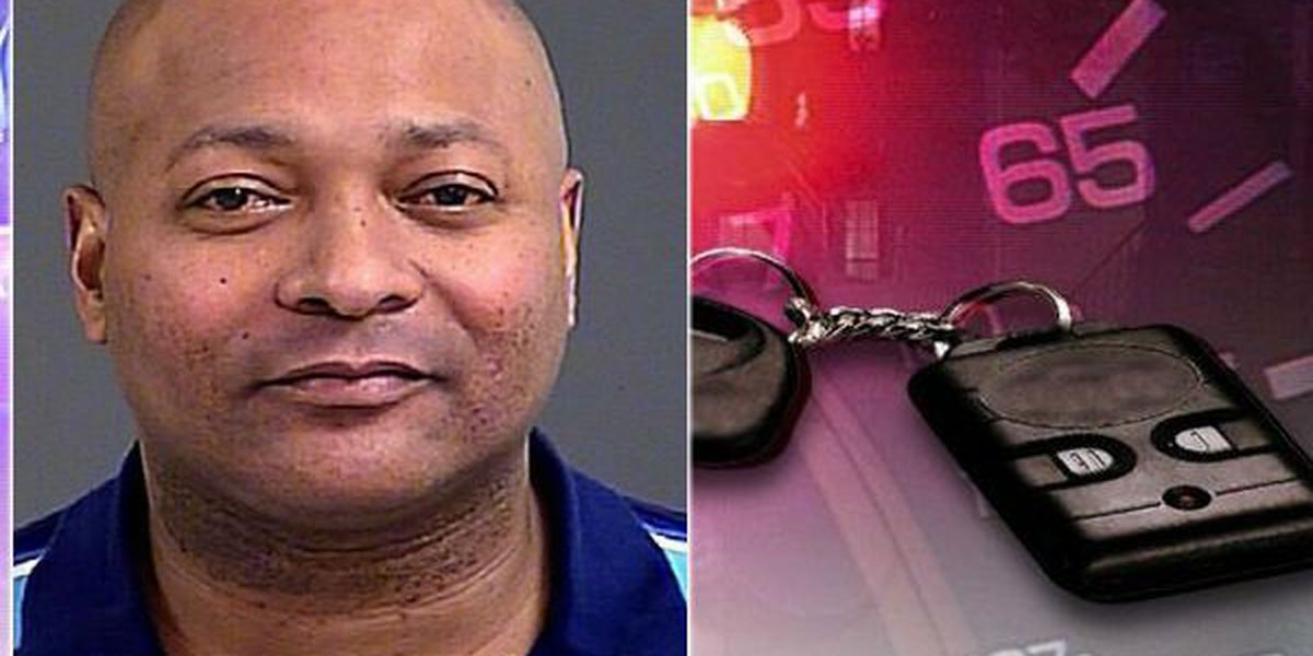 CCSO: Charleston Co. detention officer charged with DUI