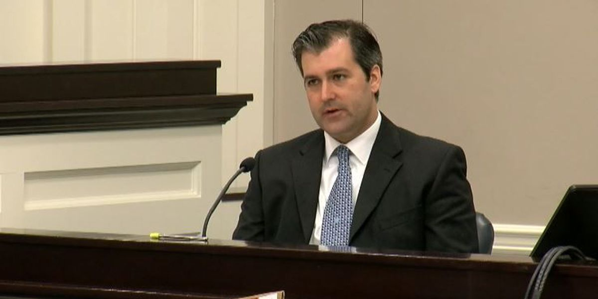 Federal attorneys: Obama & Trump administrations support Slager prosecution