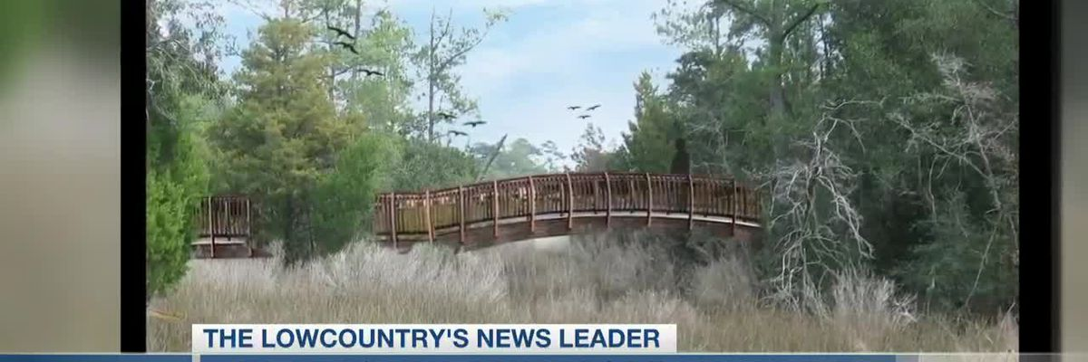 VIDEO: You Paid For It: Construction to begin soon on McClellanville pedestrian bridge