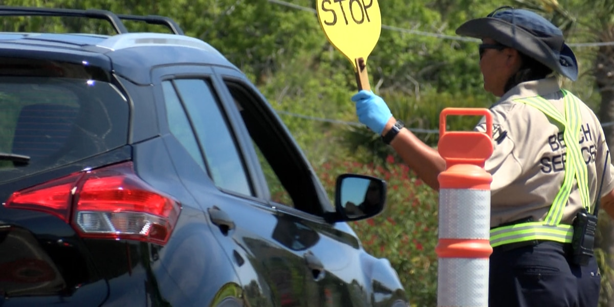 Sullivan's Island checkpoints to be removed at 5 p.m. today