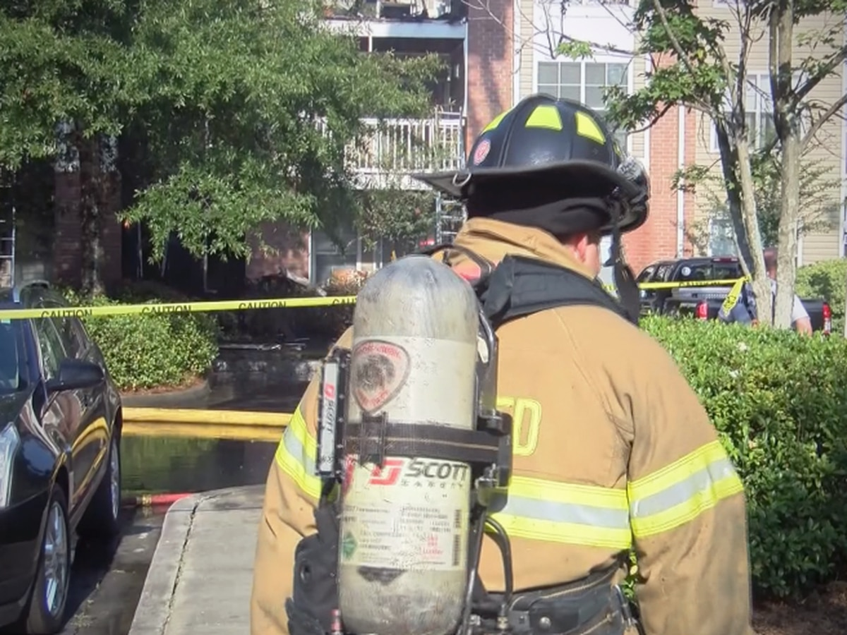 Firefighters pushing for more state support for mental health, PTSD