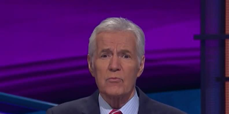 Alex Trebek returns to taping 'Jeopardy!' one week after cancer announcement