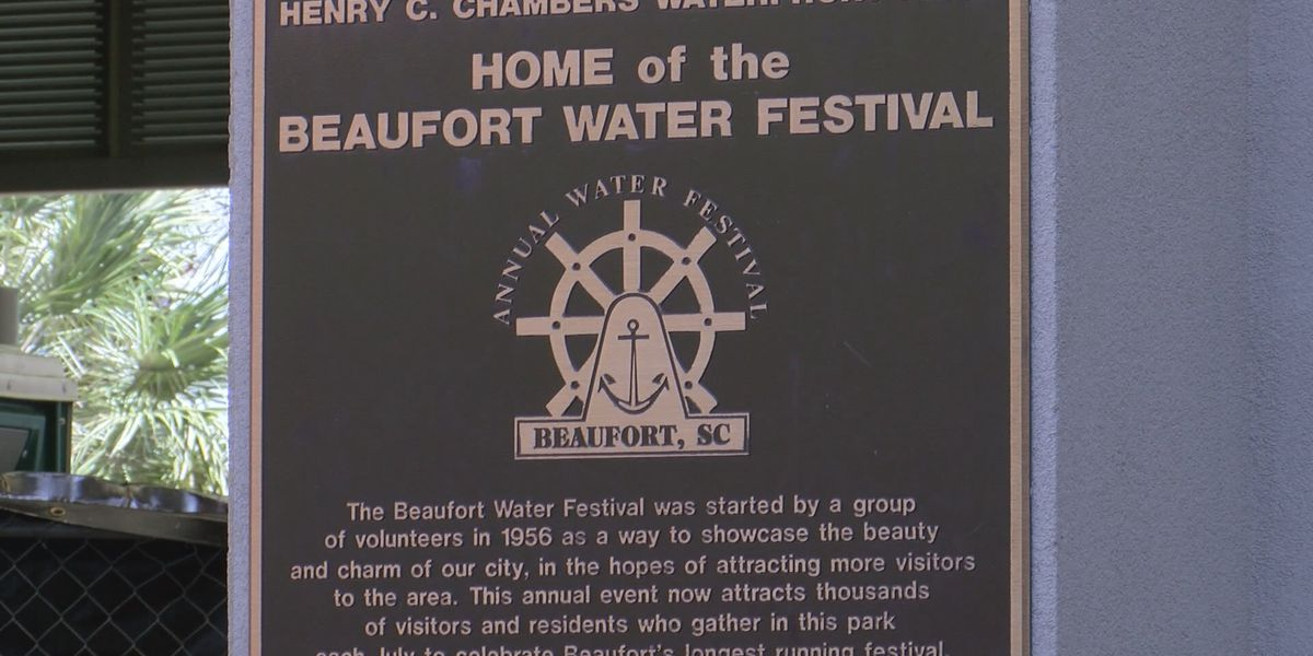 Lowcountry residents flock to Beaufort Water Festival