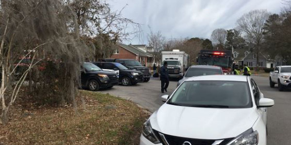 Bomb squad disposes of chemicals found at Shadowmoss home