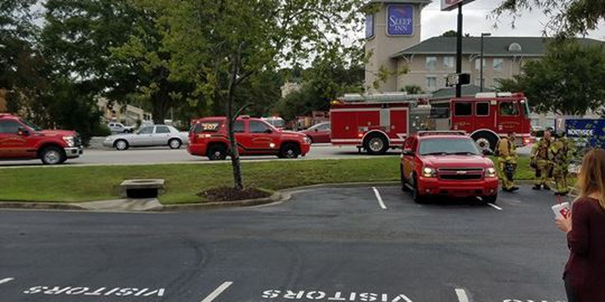 ECPI building in North Charleston evacuated due to possible gas leak