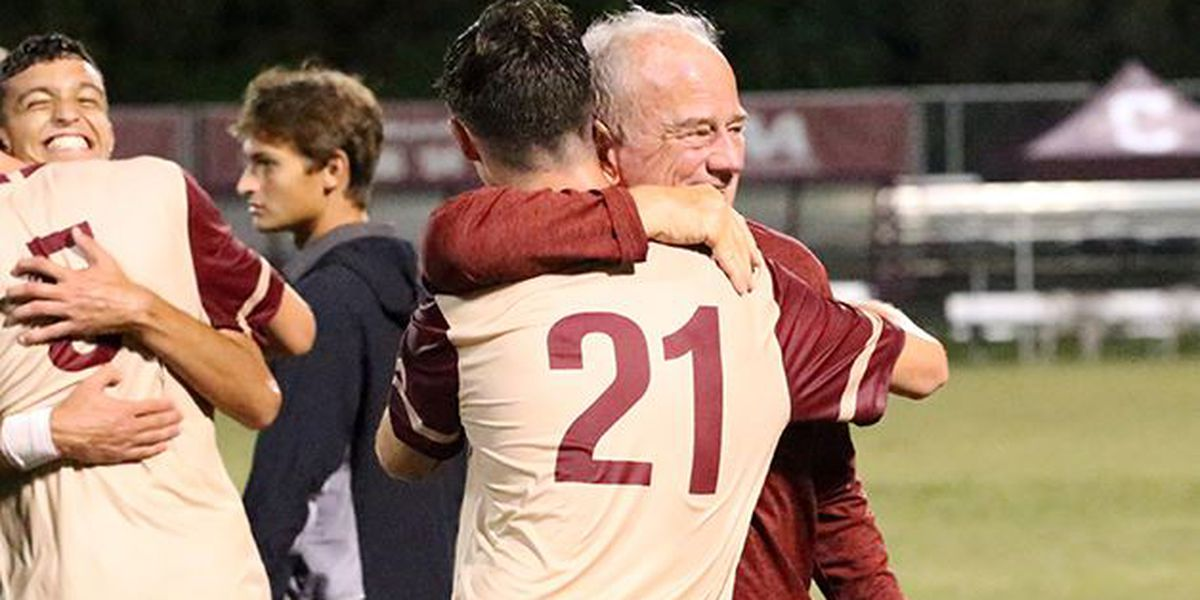 CofC men's soccer coach Ralph Lundy will retire after 2019 season