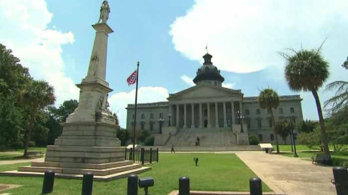 Tuesday marks 3 years since Statehouse's Confederate flag came down