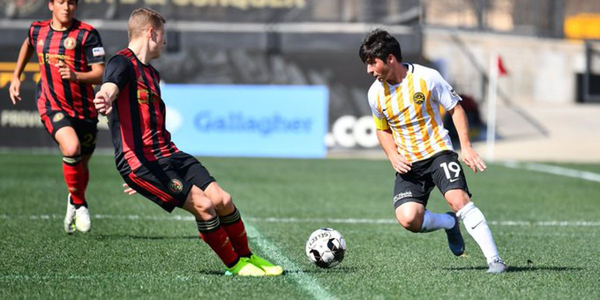 Charleston Battery to return to play in July