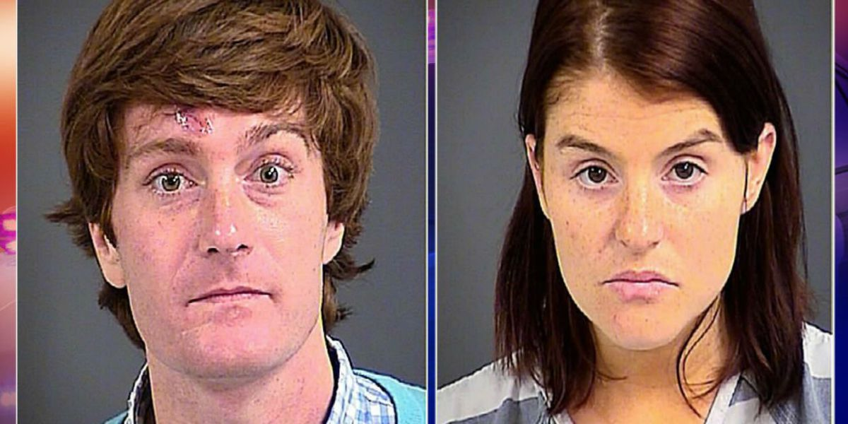 Police: Couple caught huffing from duster canisters at Mills House Inn
