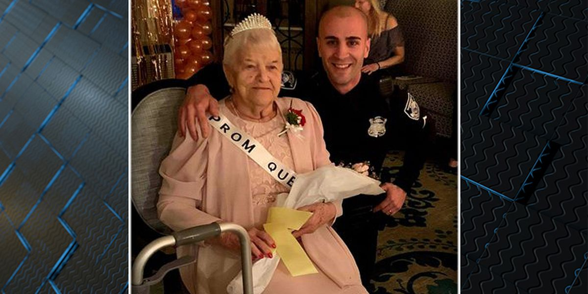 Police officers, deputies team up for first annual senior prom at Lowcountry center