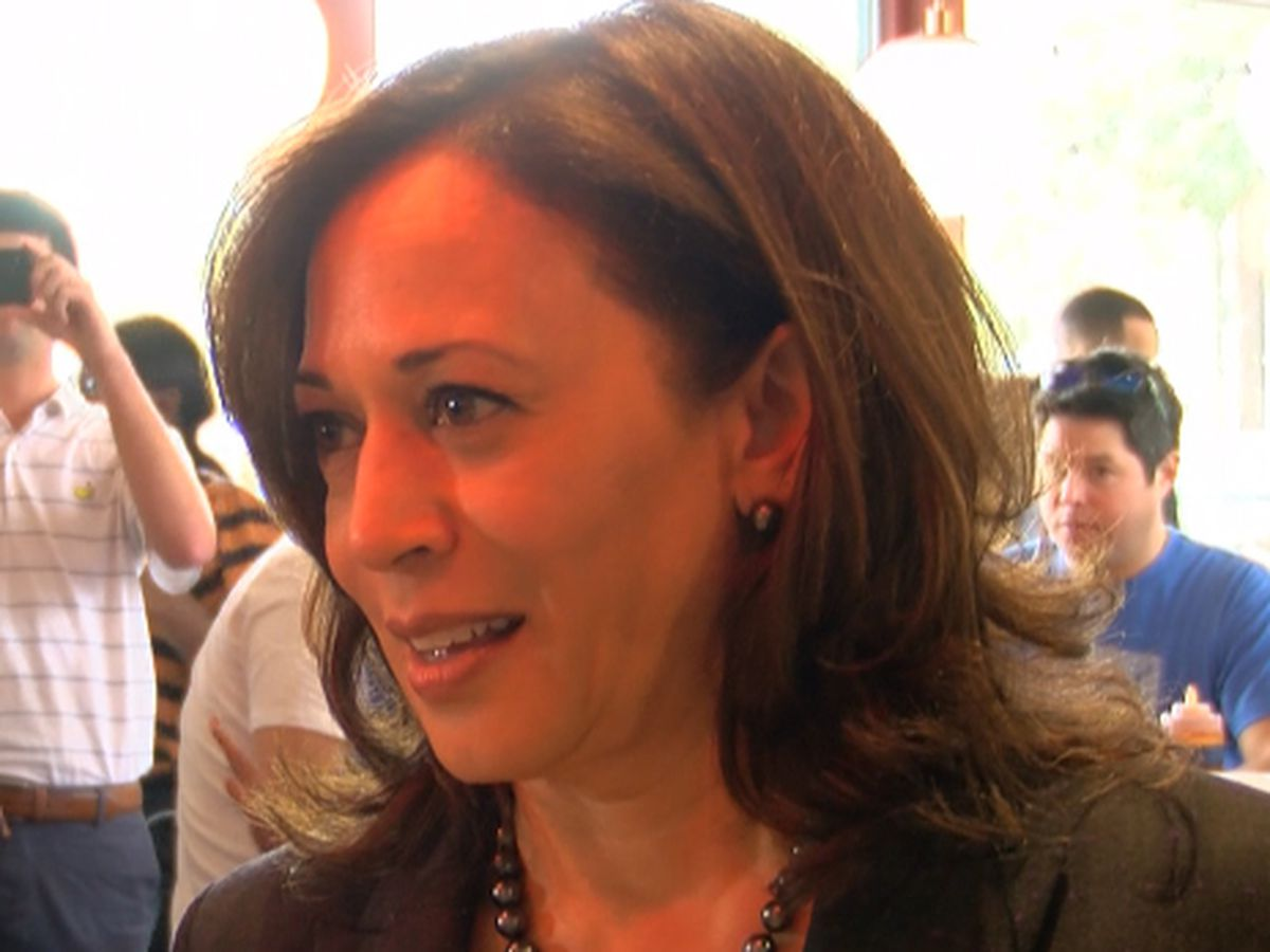 Sen. Kamala Harris visits the Lowcountry, talks about 2020 presidential platform