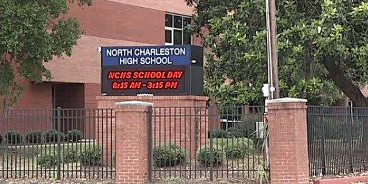Principal at North Charleston High School resigns