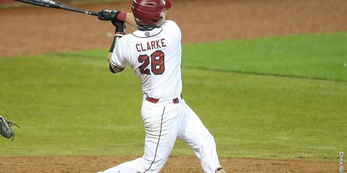 Gamecocks' Clarke, Clemson's Grice named to Golden Spikes Award Watch List
