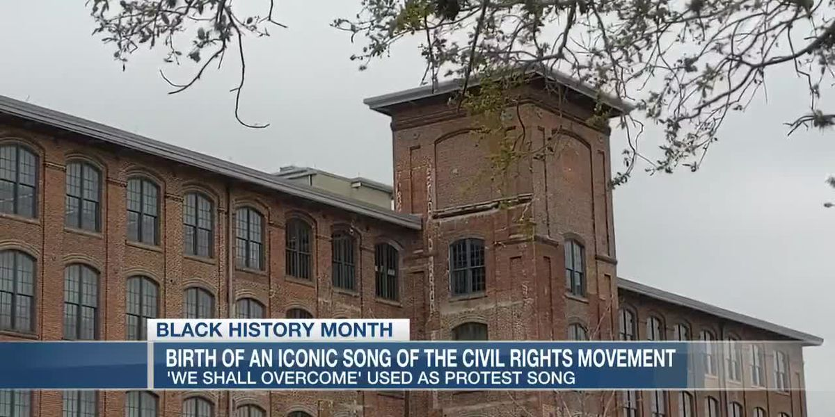 VIDEO: 'We Shall Overcome,' anthem of Civil Rights movement, had Charleston roots