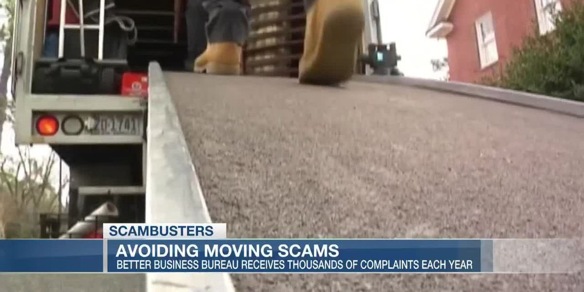 VIDEO: Live 5 Scambusters: BBB says moving season is always busy for scammers