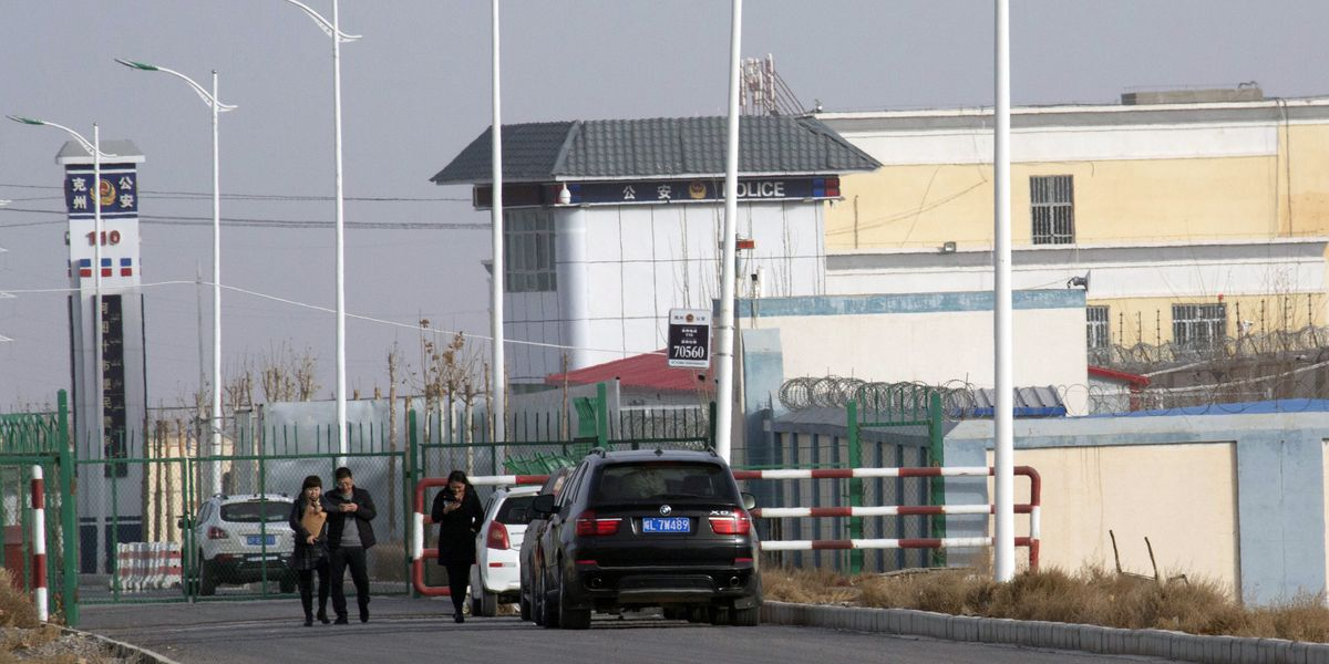 AP Exclusive: Hair weaves from Chinese prison camps seized