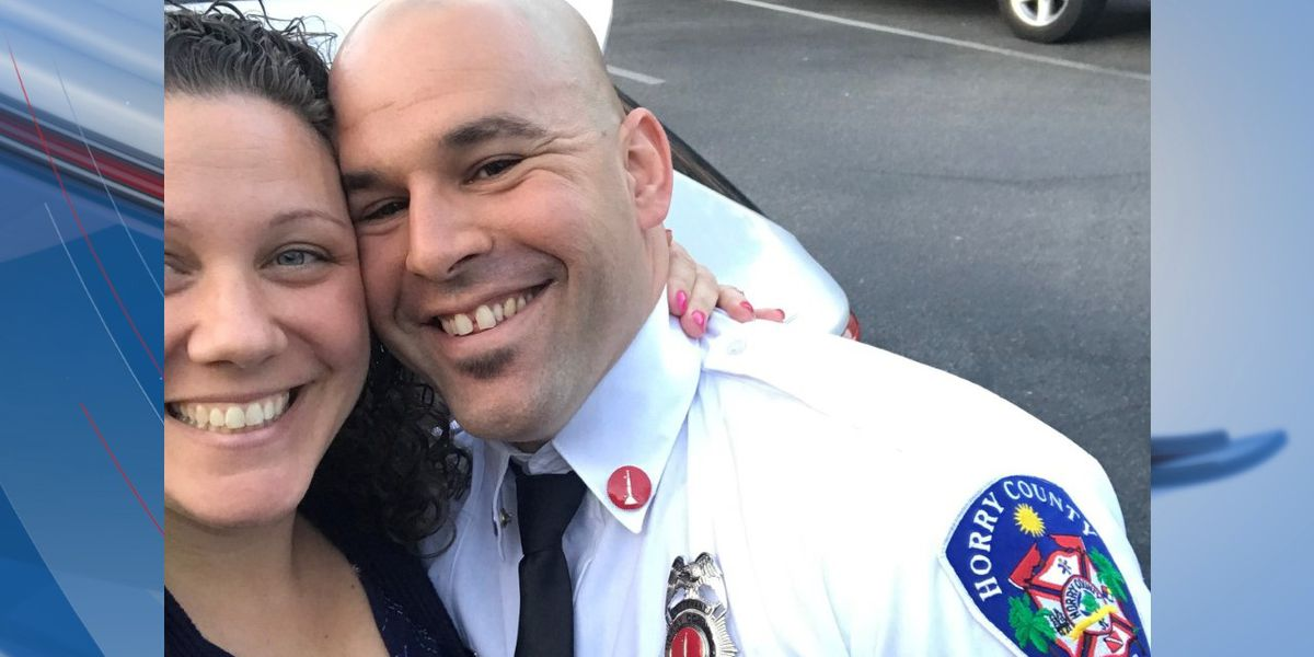 'I'm at your mercy': Horry County firefighter battles strep throat, pneumonia and COVID-19