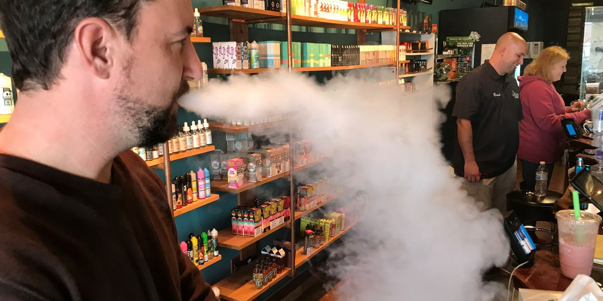 Lawmakers consider new restrictions on e-cigarettes for teens