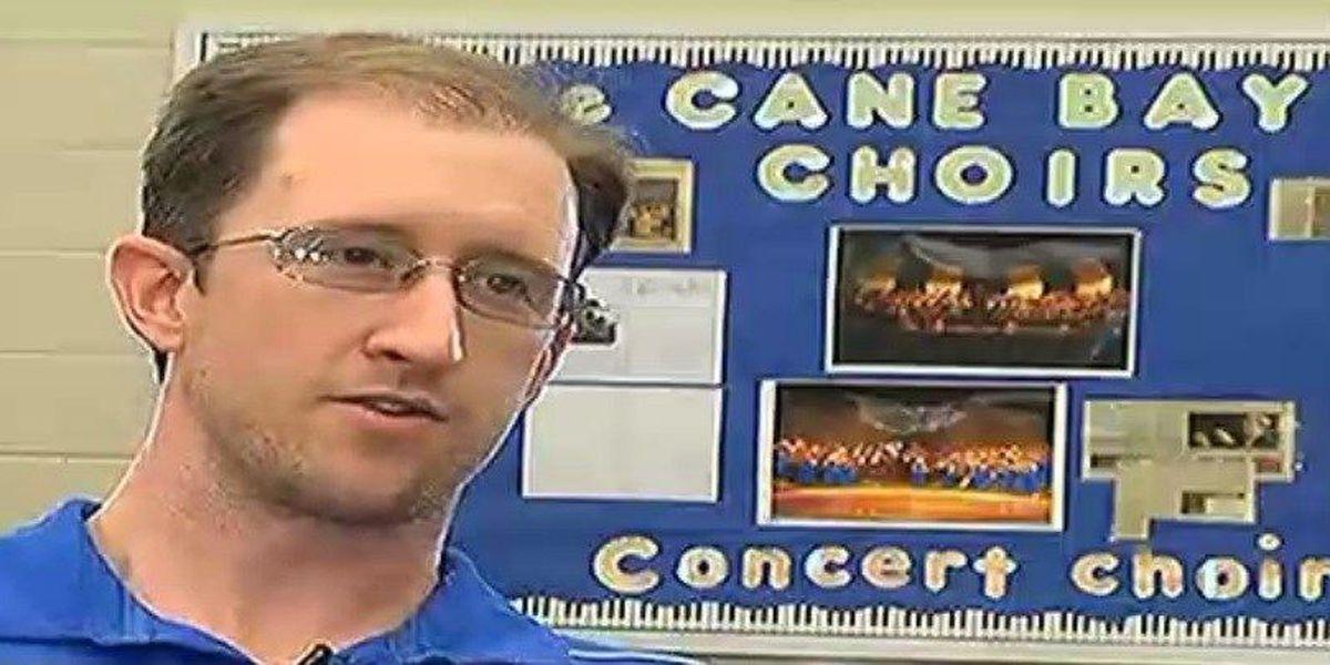 Cane Bay music teacher named semi-finalist for Grammy Award