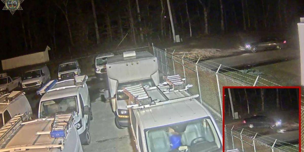 Deputies looking for suspect who stole $31K in equipment from Berkeley Co. School District