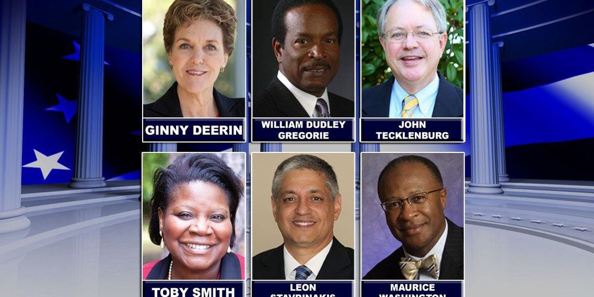 Charleston mayoral candidates to participate in forum Thursday
