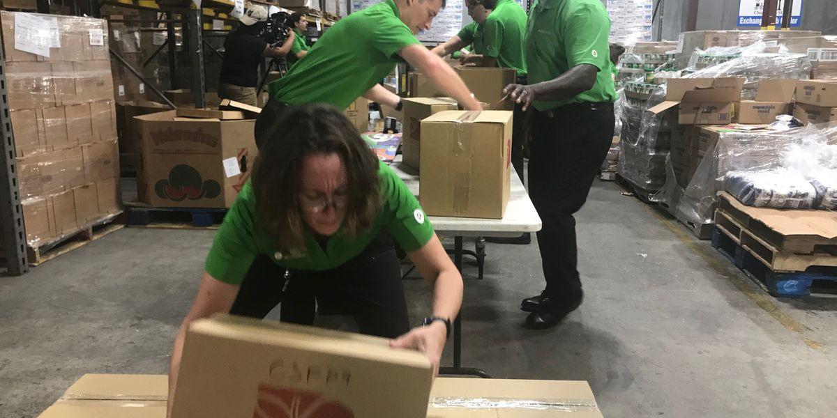 Publix donates $150K to Lowcountry Food Bank