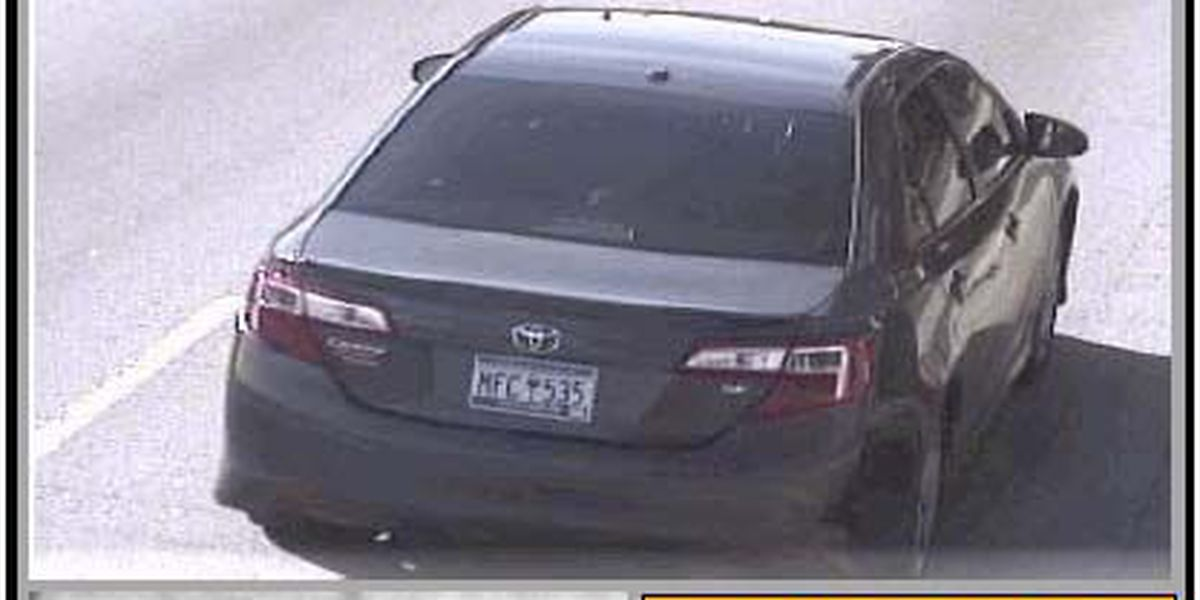 Charleston police searching for thief driving stolen vehicle