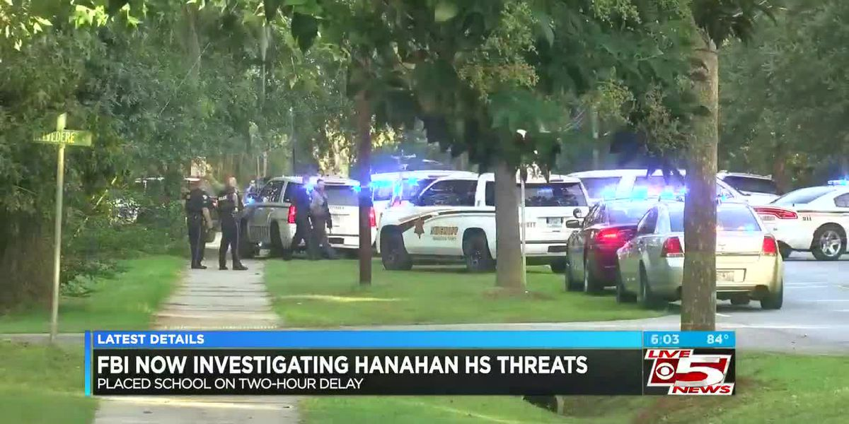 Police, FBI investigating threatening calls that placed Hanahan High School on delay
