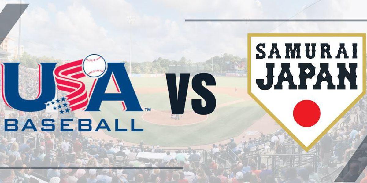 USA Baseball to play at Riley Park