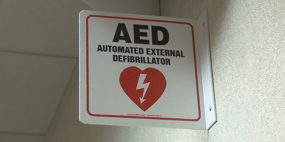 Each second counts when it comes to a cardiac arrest