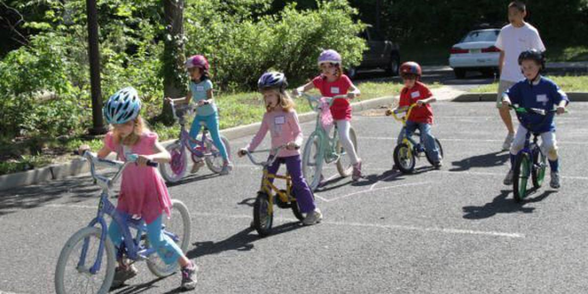 Lowcountry students participate in Bike to School Day