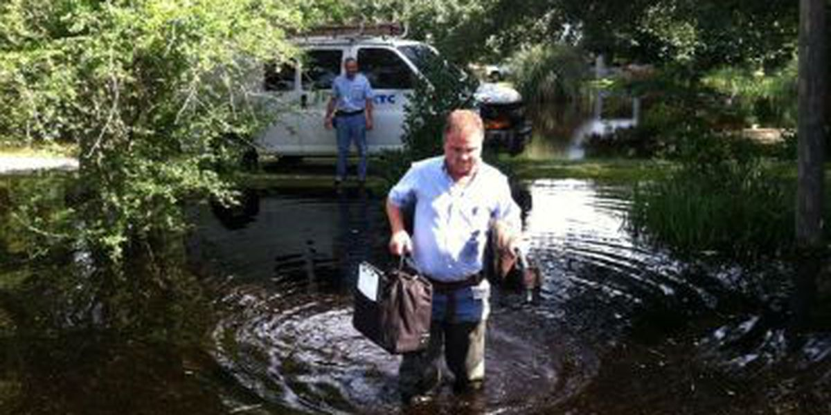 Waccamaw River bacteria levels remain OK in flood
