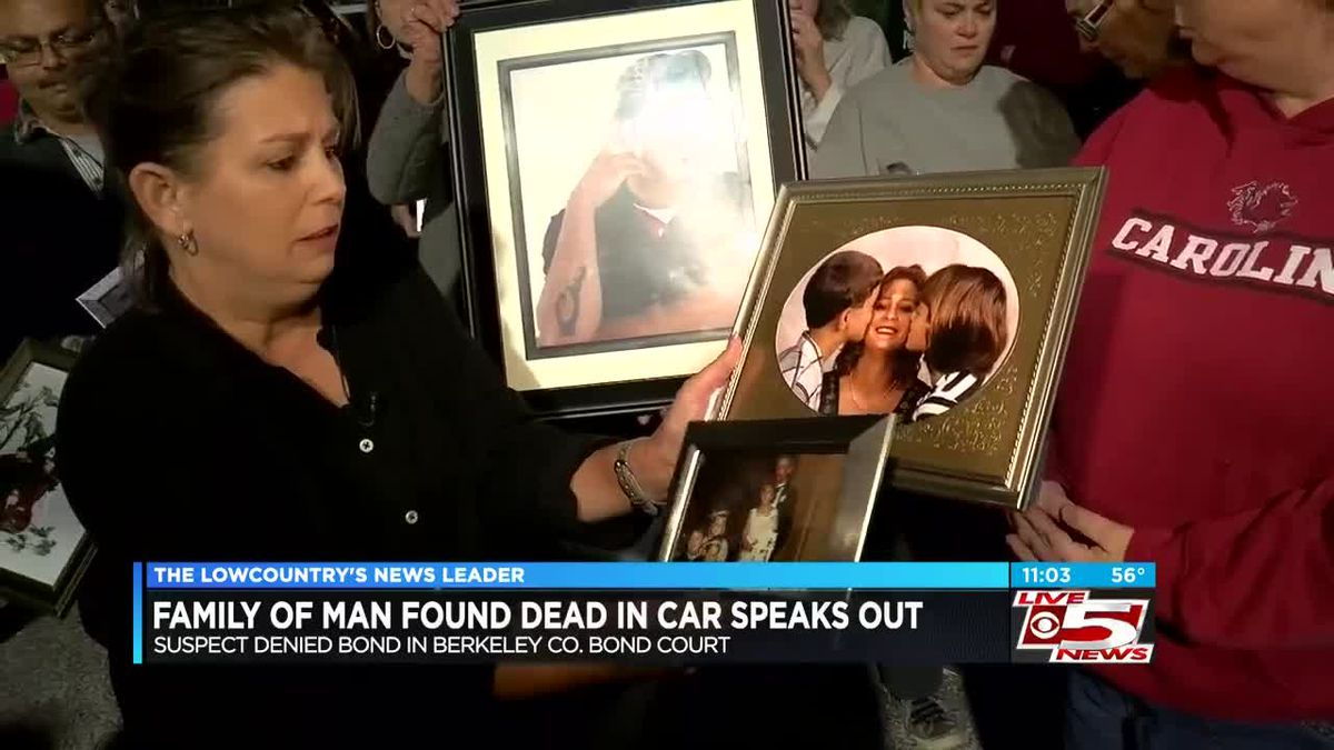 Mother seeking justice after murdered son found inside trunk