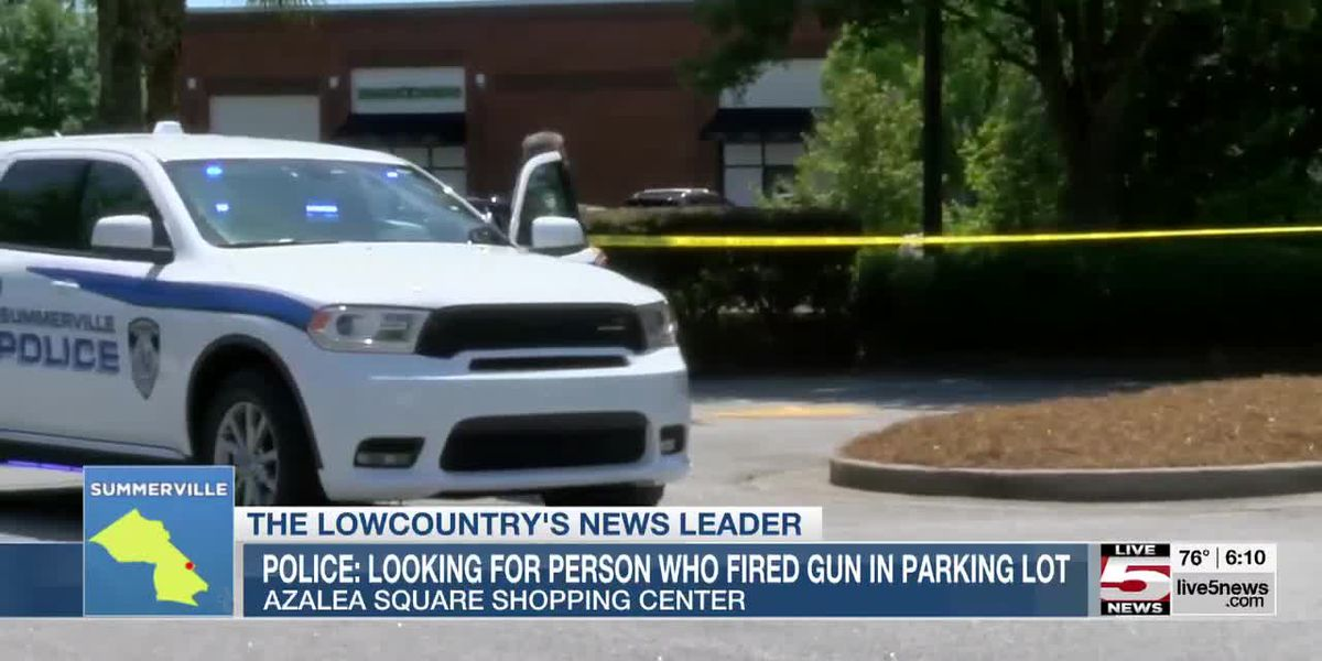 VIDEO: Police investigating Azalea Square Shopping Center shooting