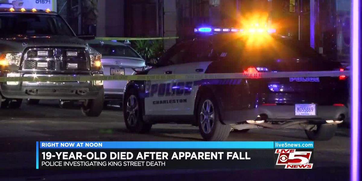 VIDEO: Police: Man dies after 3-story fall from King Street apartment window