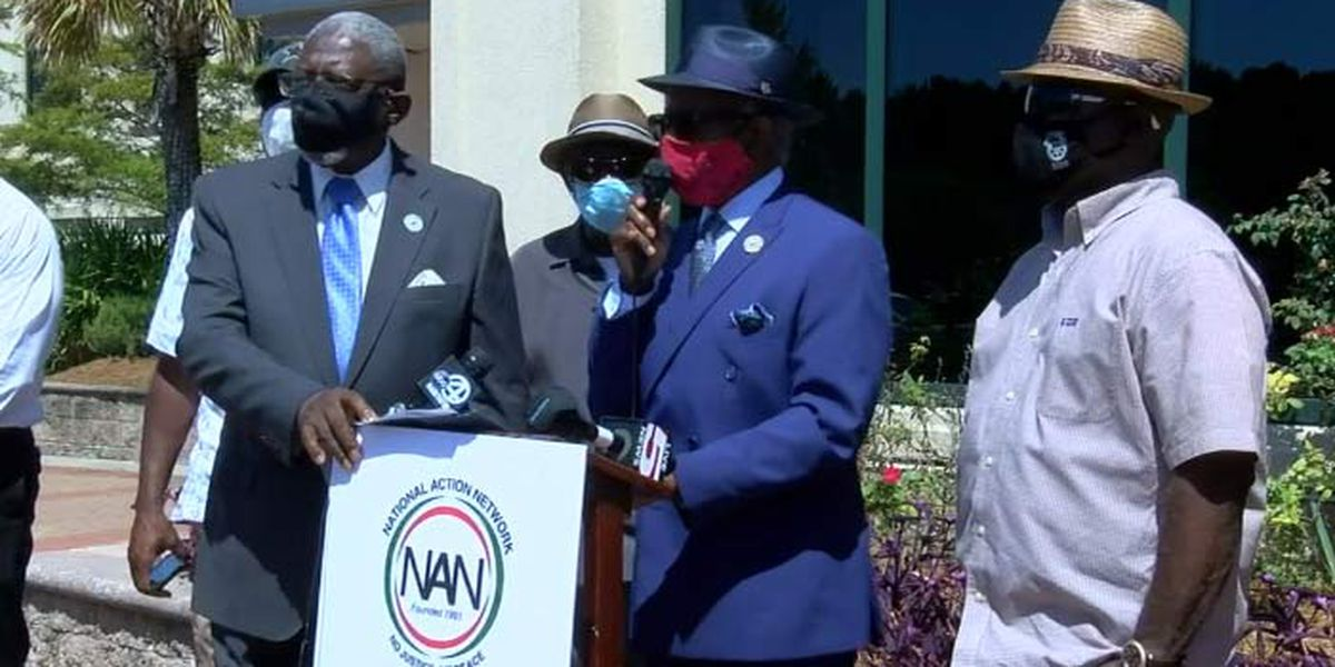 National Action Network calls JUSTICE Act 'woefully inadequate'