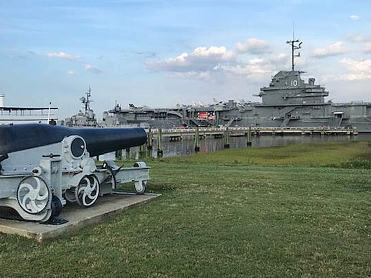 Patriots Point to host Veterans Day celebration